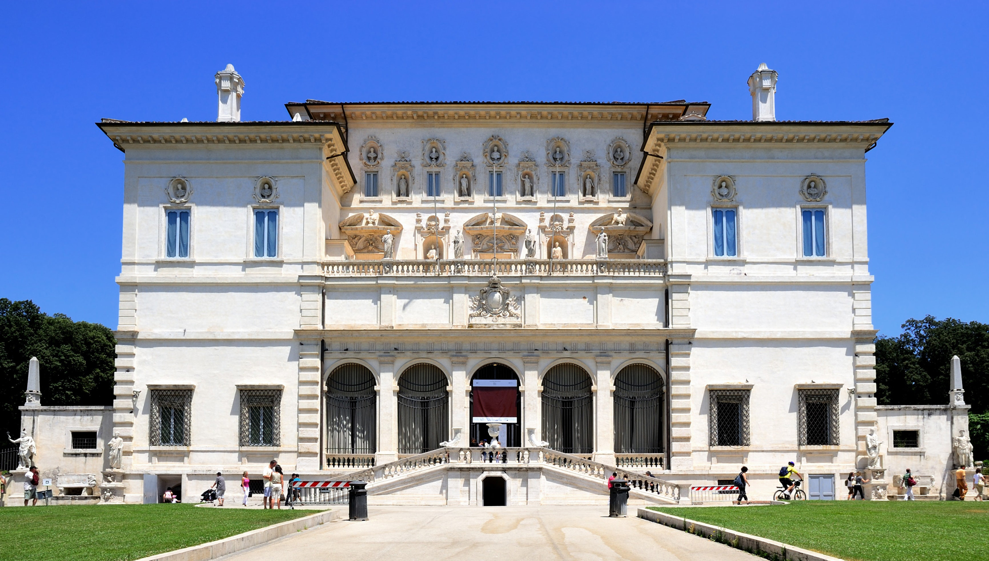 Galleria Borghese Tour with a private guide