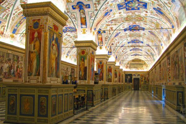 Friday Night Vatican Tour
